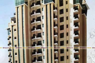 2 BHK Apartment For Sale in Bajra Shangri La Apartment