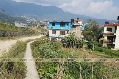 Land Sale in Tokha