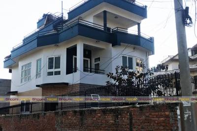 5 BHK House is on Sale near Hattiban
