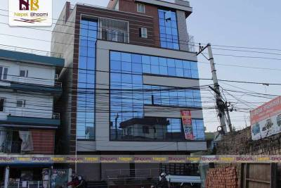 5.5 Storied Building is on RENT for Commercial Purpose