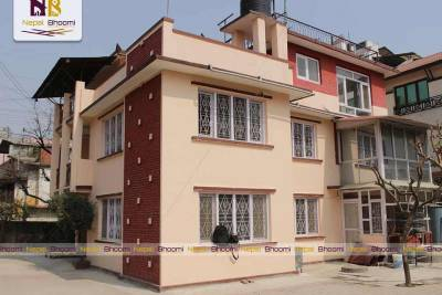 Modern Home on RENT at Manbhawan, Jawalakhel