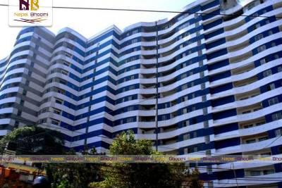 3 BHK Flat ON RENT at Silver City Apartment, Dilli bazaar Kalikasthan