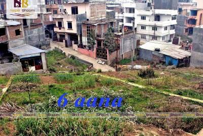Residential 6 Aana Land For Sale at Tarkeshwor municipality, Goldhunga, Balaju